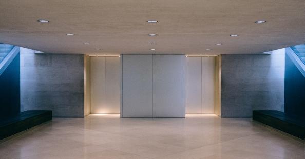 Spacious Elevators